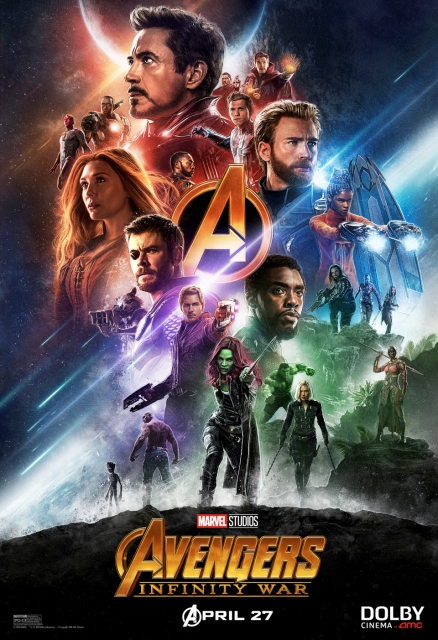 review film avengers 2018