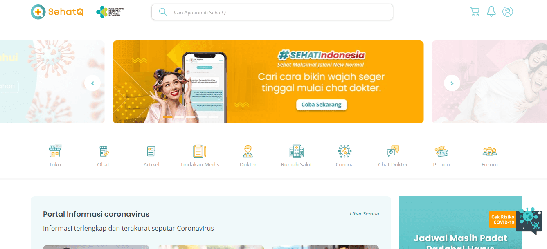 Kelola Kesehatan Keluarga Anda dengan Aplikasi SehatQ.com