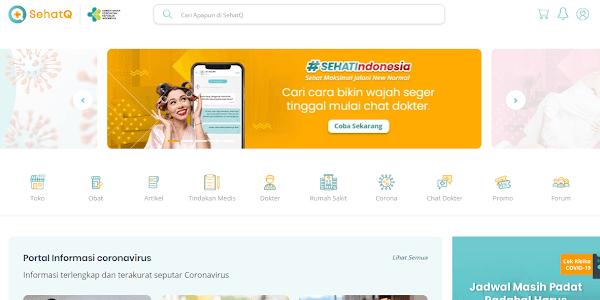 Kelola Kesehatan Anda dengan SehatQ.com