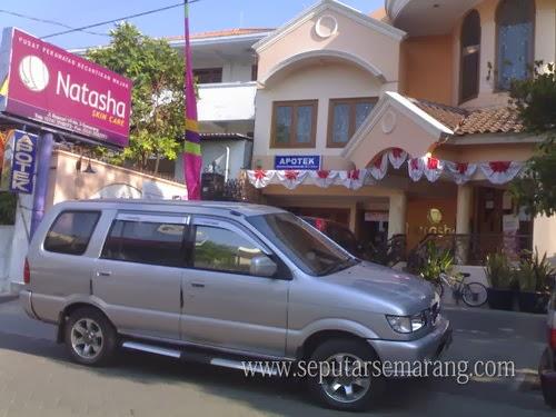 Natasha Skin Care Semarang Rejosari