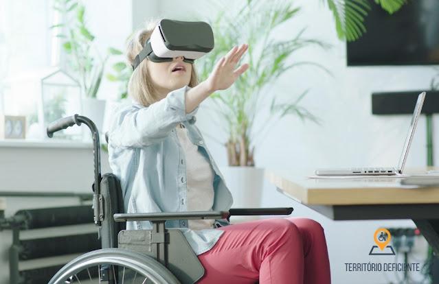 Pessoas com Deficiência e o Namoro Virtual