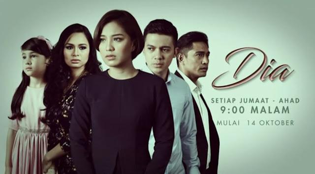 Sinopsis Drama Dia Lakonan Irwansyah dan Janna Nick