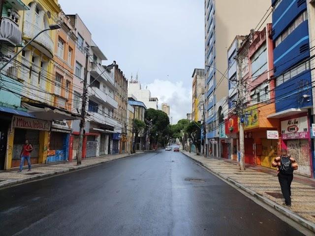 Governo prorroga 'lockdown' em Salvador e RMS por mais uma semana
