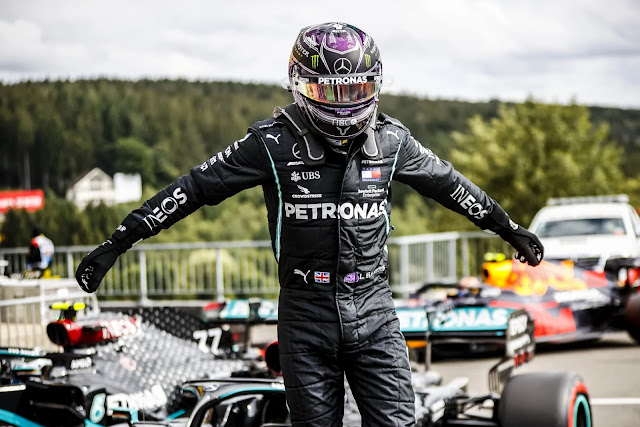 2020 Belgian Grand Prix, Saturday - LAT Images