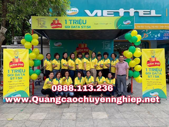 Tổ chức chạy roadshow xe đạp