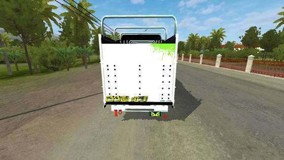 mod bussid truck hino 500 c2 full anim 3