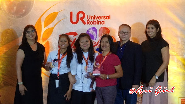 2nd runner-UP, 4th URC Baking Competition Cake Category (Davao Pomelo Cake)
