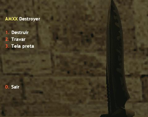 Plugin - Menu Fundador 1.0 (Destroyers)