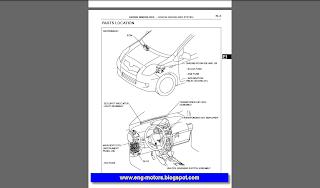 Toyota Yaris repair manual