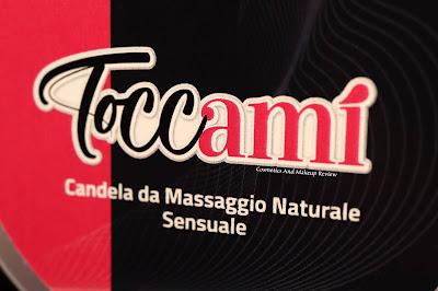 Kamelì Biocosmesi - Toccami - Candela da massaggio naturale sensuale (linea Kissami)