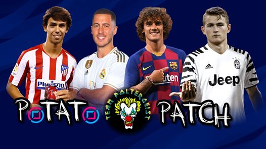 PES 2018 PS3 POTATO Patch 8 0 CFW [BLES/BLUS] Season 2019