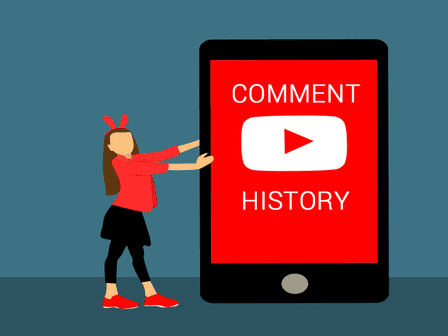 comment history