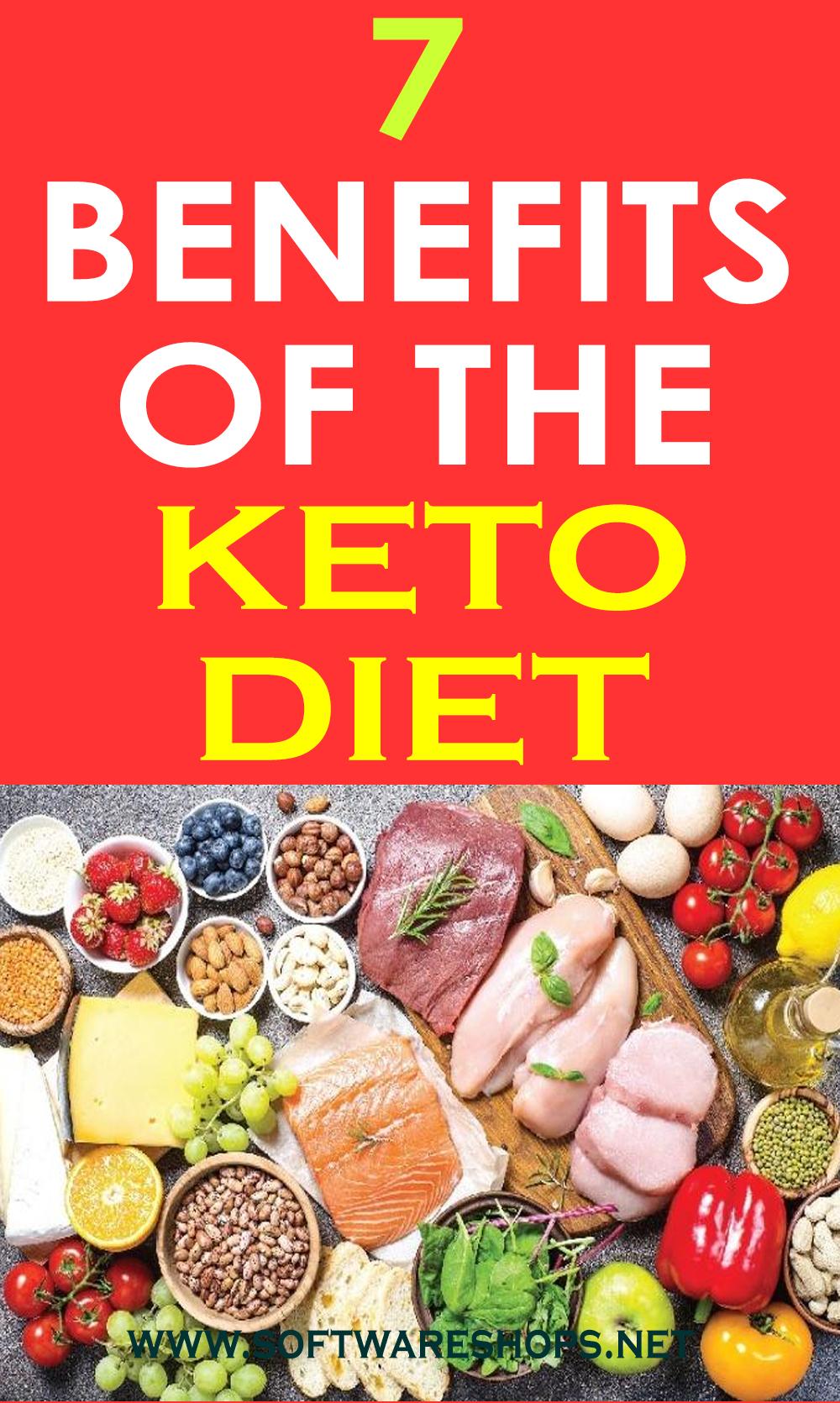 7 BENEFITS OF KETO DIET