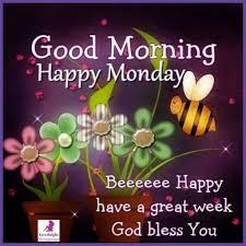 Happy Monday Day