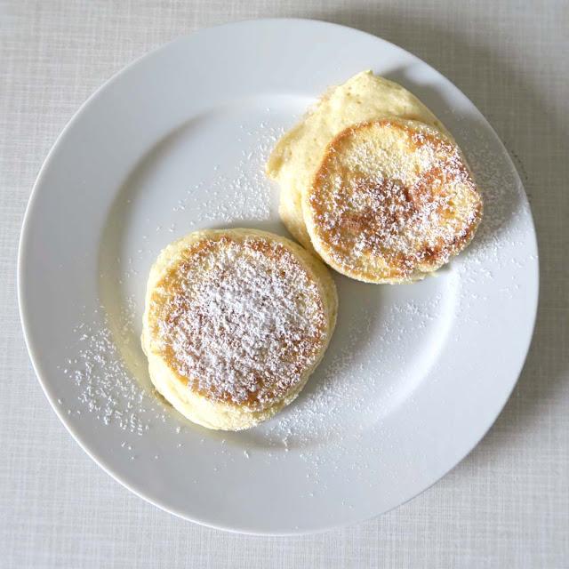 Köstlich, fluffig, seidig: Fluffy Pancakes | pastasciutta.de