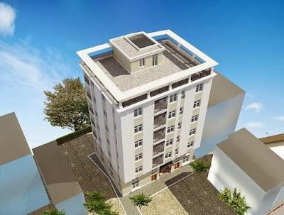Tòa nhà chung cư mini Núi Trúc - Ba Đình