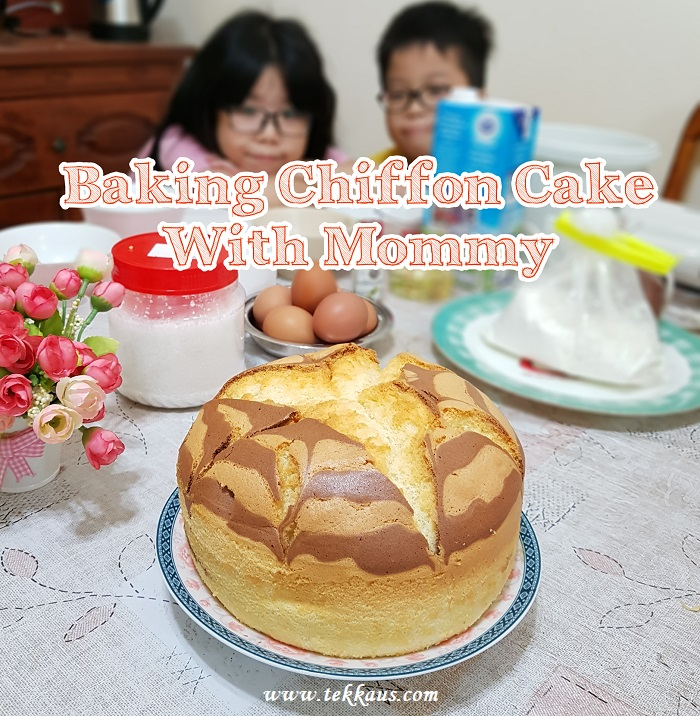 Bake Chiffon Cake Recipe Step By Step Guide Ingredients