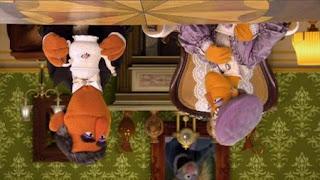 Farson, Upside Downton Abbey, Lady Schmanthum, Sesame Street Episode 4412 Gotcha season 44