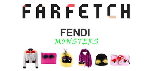 FARFETCH AND FENDI MONSTER REVIEW AND WISH LIST
