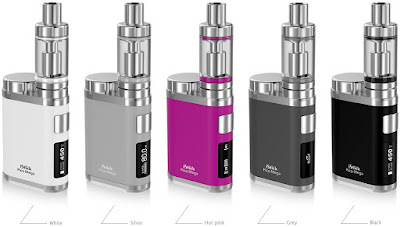 Eleaf Pico Mega Use A Familiar Chip!
