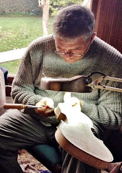 Violin Maker David Beard