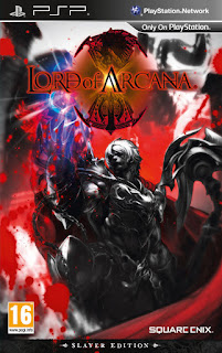 Lord of Arcana PSP GAME ISO