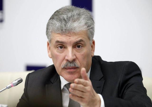 Программа развития с/х от Правительства РФ – полный провал, по мнению П. Грудинина