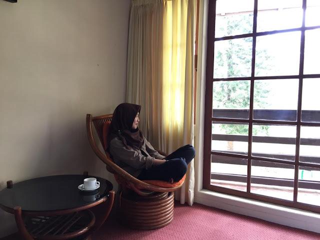 Bungalow di Lembah Hijau, Bogor