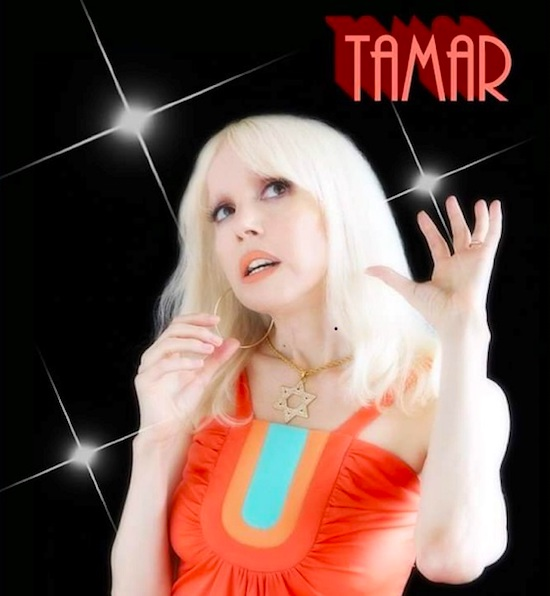 Tammy Faye Starlite explores Europop with new character, Tamar