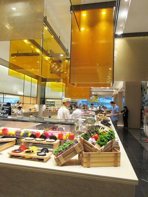 薈景 Congress Plus - 海鮮.味力 環球盛薈 ~ 選擇相當豐富的自助餐