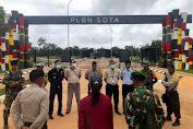 Gandeng CIQ PLBN Sota, Satgas Pamtas RI-PNG Cegah Virus Corona di Perbatasan