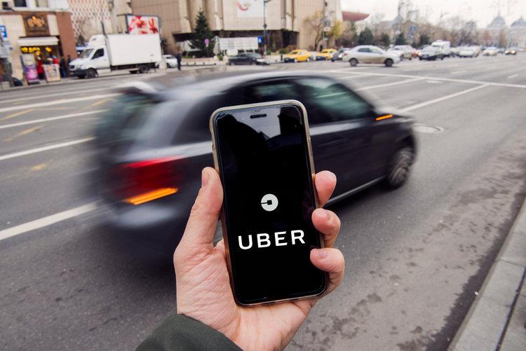 تطبيق أوبر Uber وما يقدمه من خدمات
