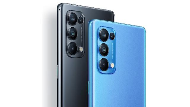 هاتف أوبو رينو OPPO Reno5 5G (CPH2145)   ثمن الهاتف في المغرب زائد المعلومات والخصائص التقنة للهاتف المراجعة الكاملة لهاتف أوبو رينو5