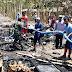 Kandang di Desa Glonggong Jakenan Ludes Terbakar, Diduga Hal ini Penyebabnya
