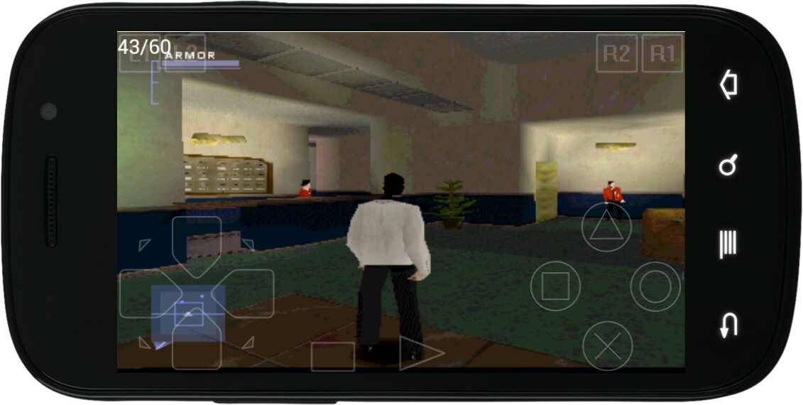 Syphon Filter 3 | Android | Ps1
