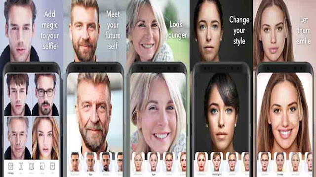 Download FaceApp Pro MOD APK Gratis & Full Cracked Terbaru 2019