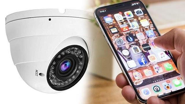 Jangan Buang HP Lama Anda, Jadikan Lah Sebagai CCTV