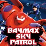 Big Hero 6 Baymax Sky Patrol Games