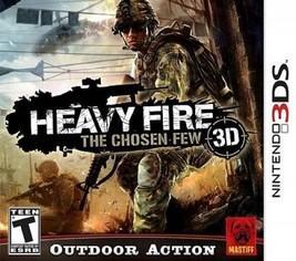 Heavy Fire The Chosen Few 3D