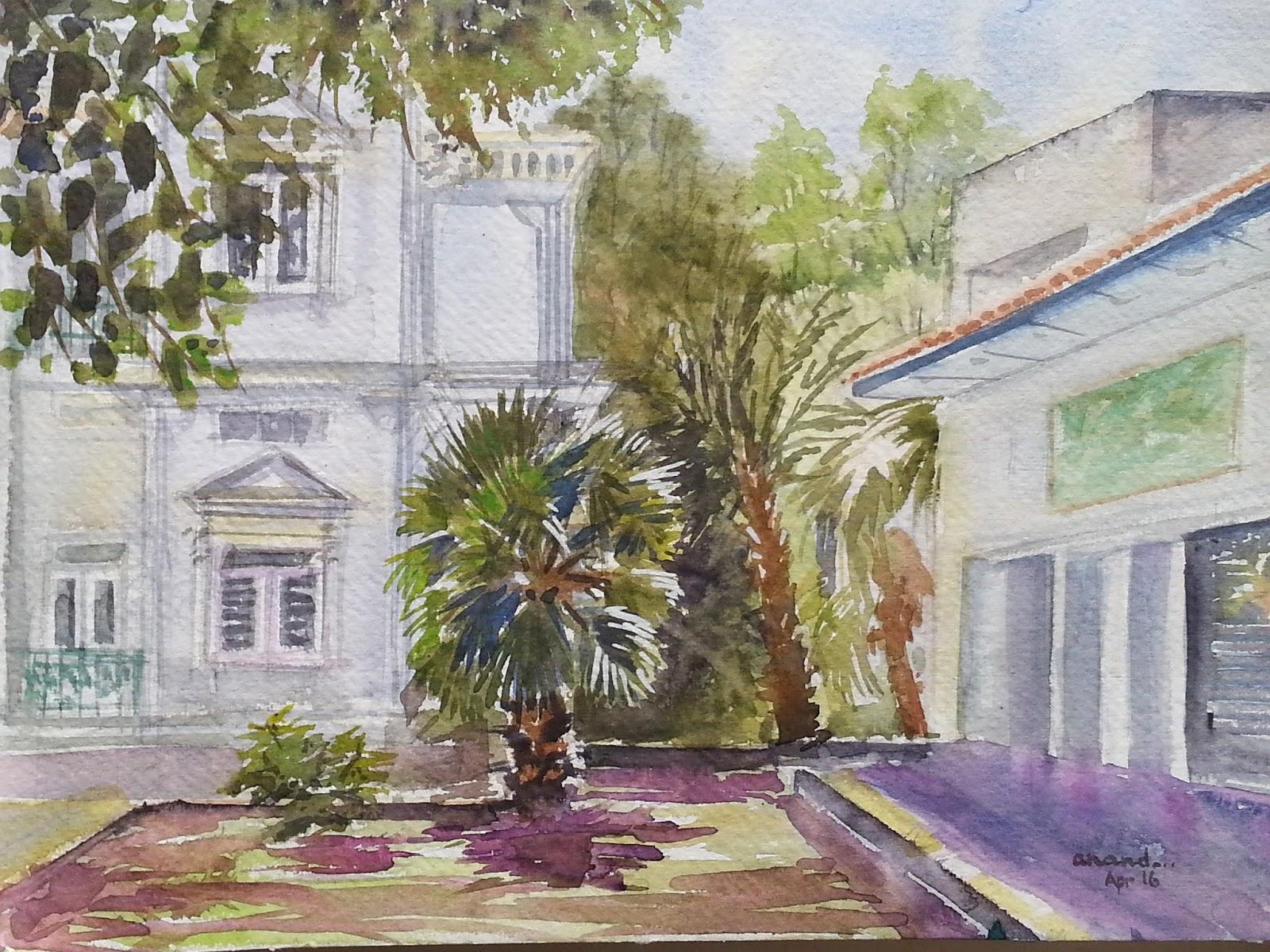 NGMA Bangalore-plein air