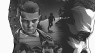 Millie Bobby Brown (Eleven)'s Mobile Wallpaper from Stranger Things