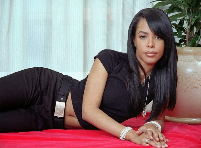 Aaliyah - The Princess Of R&B ( The Movie )