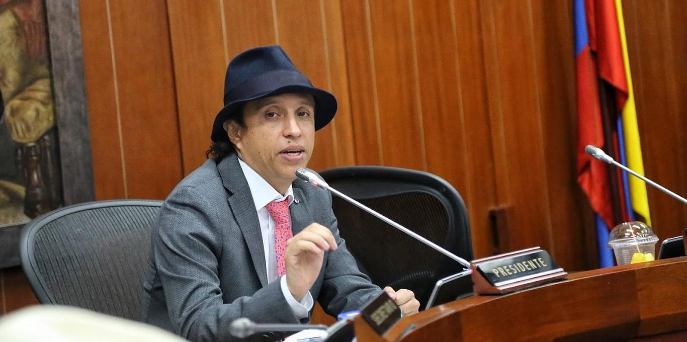 El congresista insiste en que se le debe dar la oportunidad a Villavicencio de tener la categoría de Distrito Especial