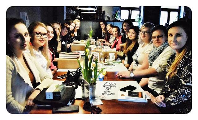 Z Miłości do pasji 2 - spotkanie blogerek w Lubartowie.