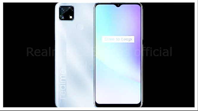 Realme C25 goes official Globally