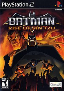Www.JuegosParaPlaystation.Com Ps2 Descargar Iso Gratis PlayStation 2  Batman - Rise of Sin Tzu Español