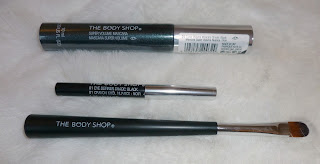 Mascara Liner Eyeshadow Brush