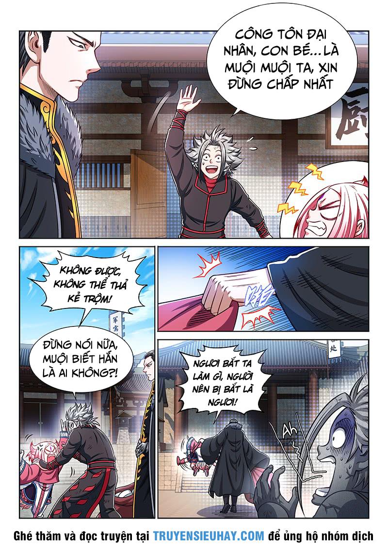 Ta Là Đại Thần Tiên chap 219 - Trang 16
