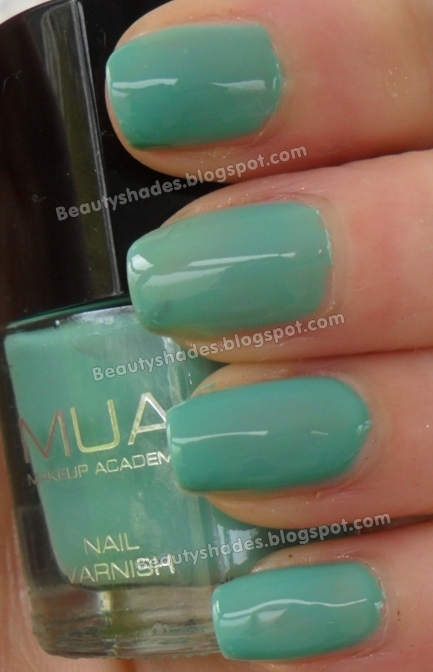 MUA Shade 5 Nail Polish