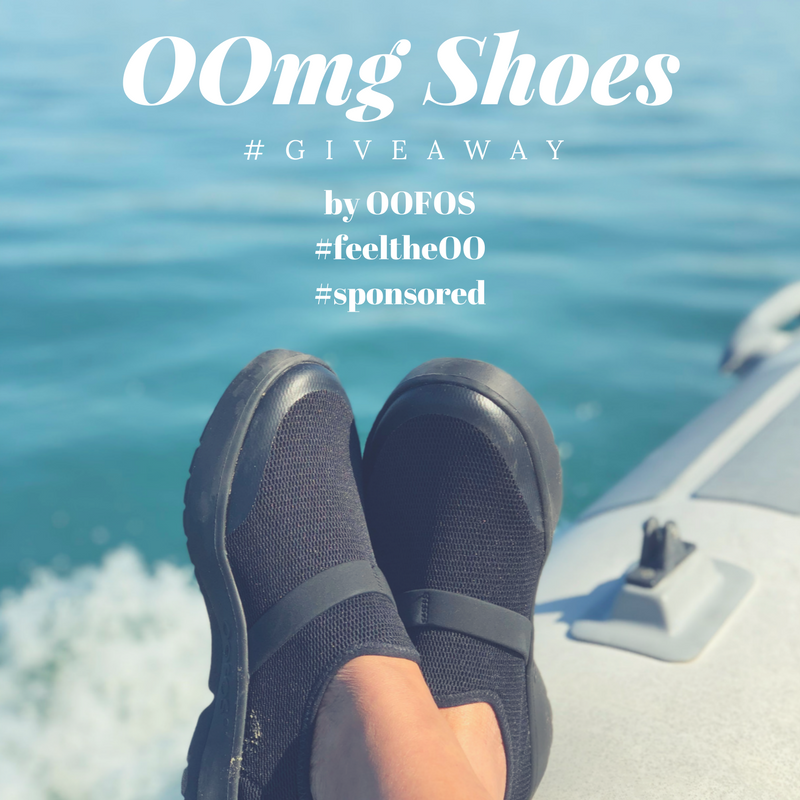 Running with SD Mom   feeltheOO - an  OOmg shoe review and  GIVEAWAY! 866f8f6effc